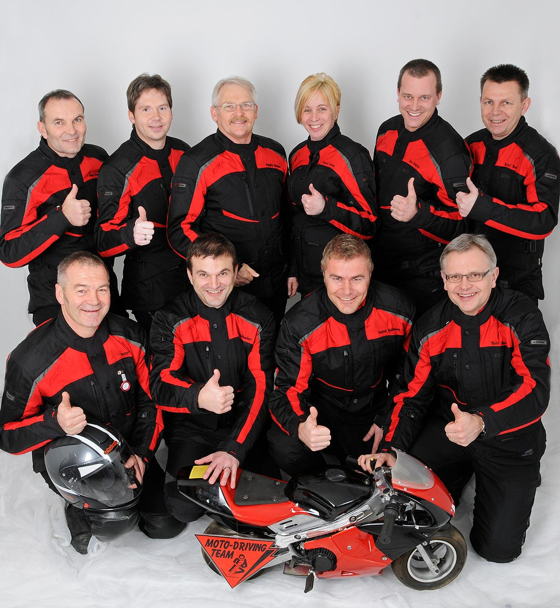 Moto Driving Team